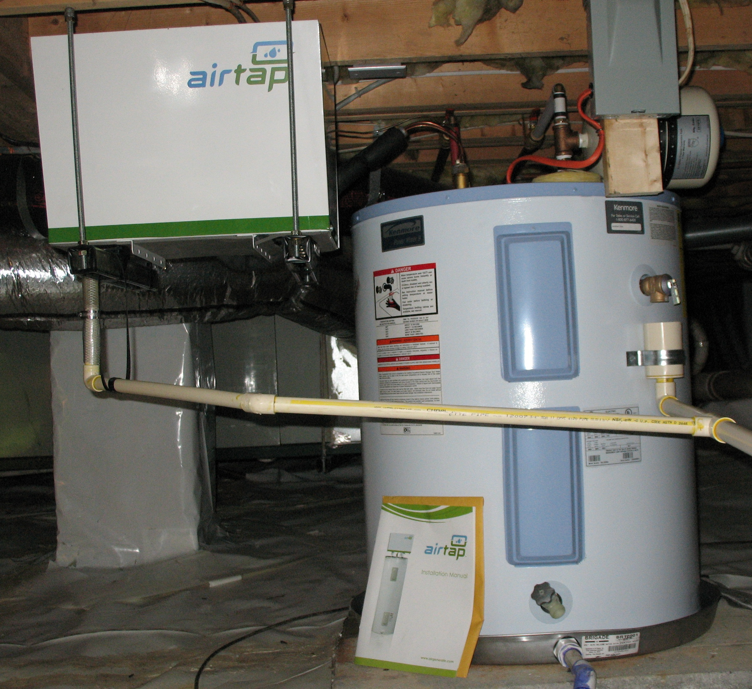 Heat Pump Water Heater Testimonial Clean Energy Durham Blog